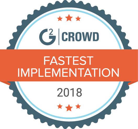 Conversocial: Fastest Implementation, Enterprise Social Customer Care 2018