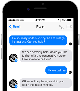 facebook messenger customer support screenshot.png